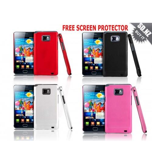 Samsung Galaxy S2 I9100 Slim Hard Case +SP+PEN
