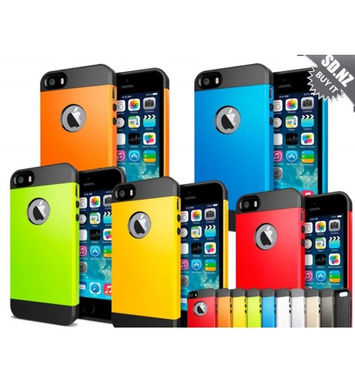 iPhone 4 4s case Anti-Shock impat proof dual layer heavy duty case