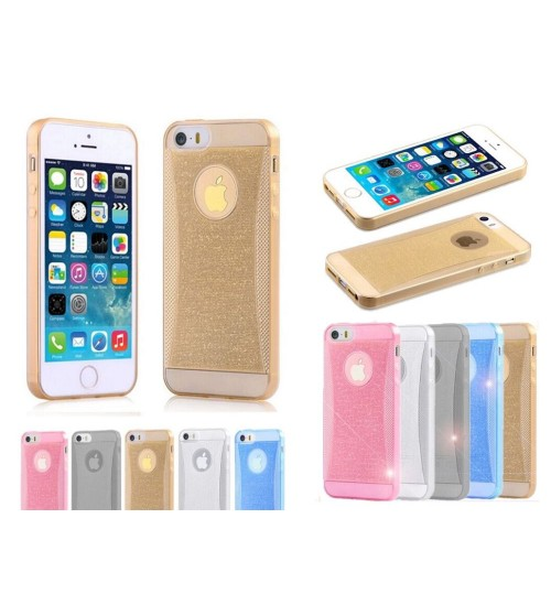 iPhone 6 6s Case Glaring Shinny Ultra Slim Soft TPU case