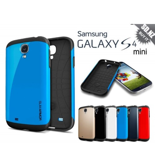 Galaxy S4 mini Slim Anti-shock hard case+Combo