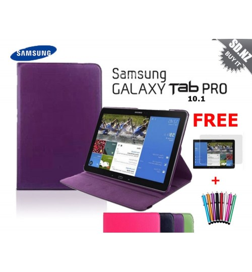 Samsung Tab Pro 10.1' T520 Leather Case+SP+PEN