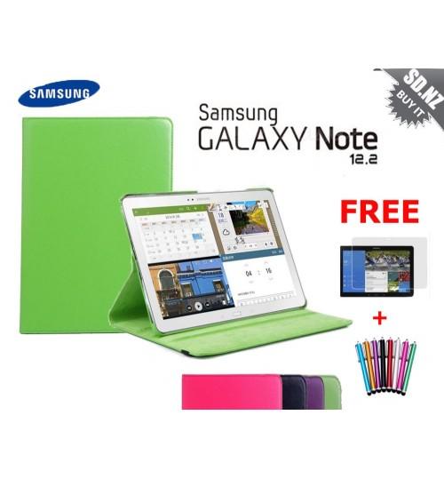 Galaxy Note 12.2'' P900 Leather Case+SP+PEN