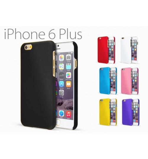 Iphone 6 plus hard case slim matte black + SP+Pen