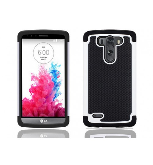 LG G3 Mini three-piece heavy duty case+Pen