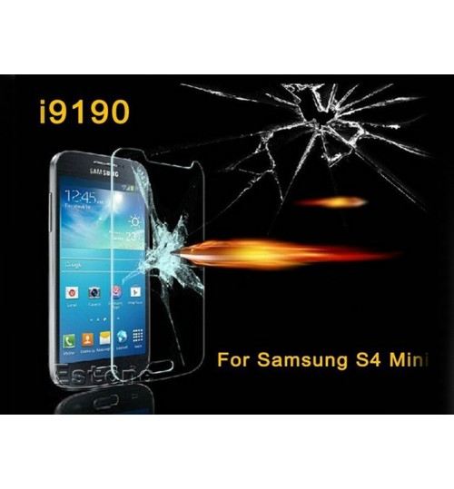 Galaxy s4 mini tempered Glass Protector Film