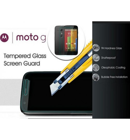 Moto G Tempered Glass Screen Protector Film