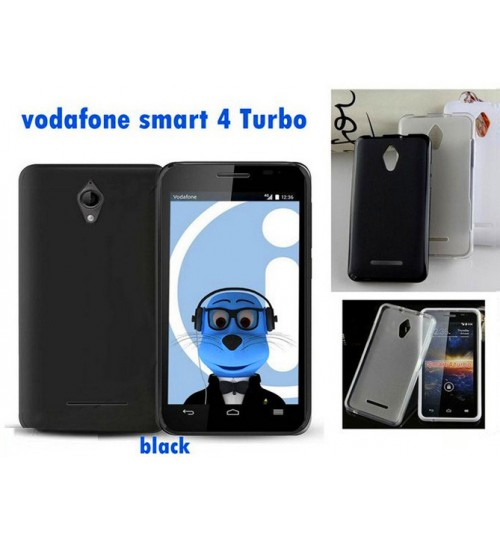 vodafone smart 4 turbo case TPU gel matte