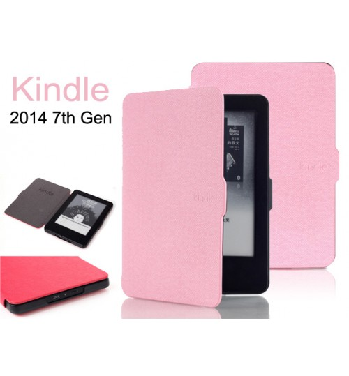 NEW Kindle  2014 7th Gen ultra slim magnet case