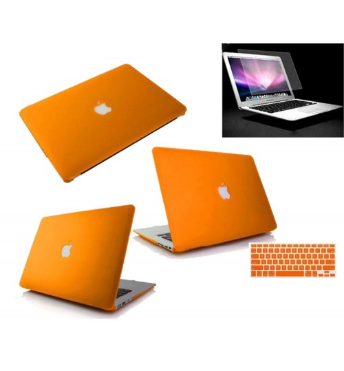 "MacBook Pro 13.3"" case 3IN1 matt case+COMBO"