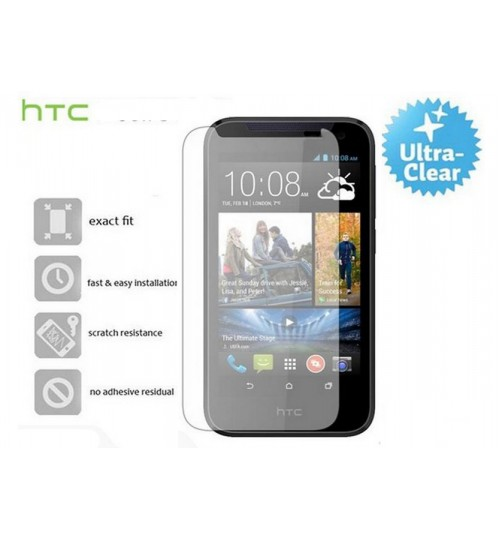 HTC Desire 310 ultra clear Screen Protector