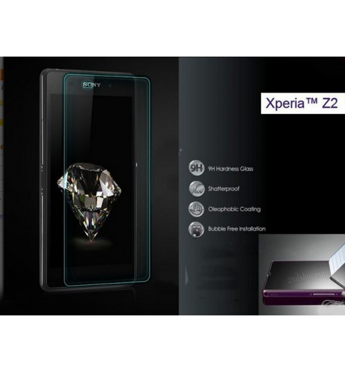 Sony xperia Z2 L50 Tempered Glass Protector Film