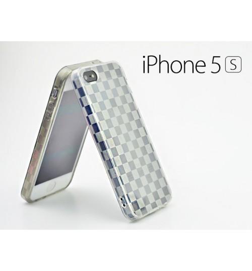 iPhone 5 5s case Gel Ultra Thin Case+SP