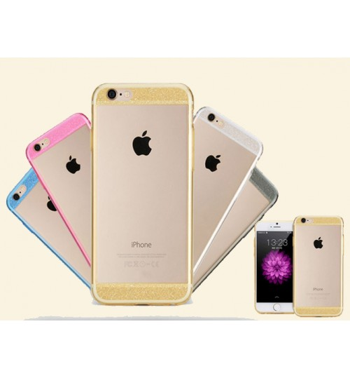 iPhone 6 Case Glaring Gel case+Combo