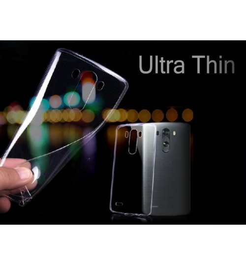 LG G2 Mini Case Clear Gel Ultra Thin +Combo