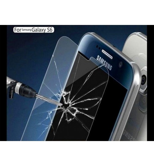 Galaxy S6 tempered Glass Protector Film