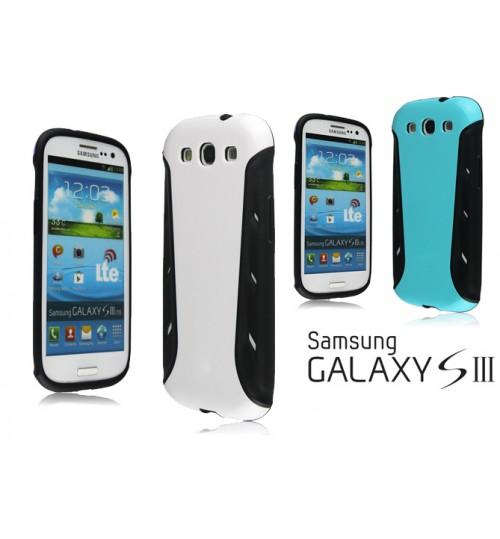 Galaxy S3 Slim Heavy Duty Defender case