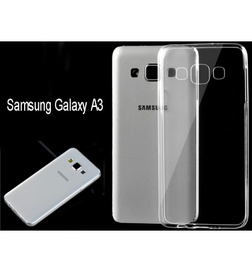 Samsung Galaxy A3 clear gel Ultra Thin