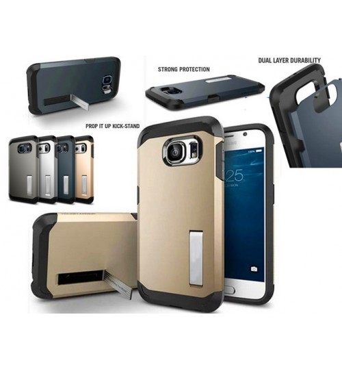 Galaxy S6 Anit Shock impact proof Slim case