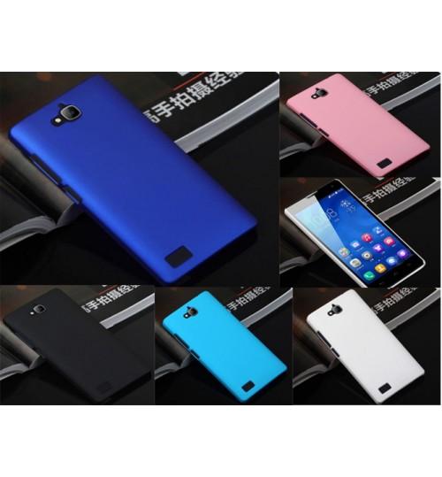 Huawei Honor 3c Slim hard case cover +SP+Pen