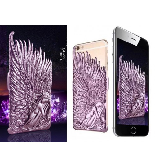 iPhone 6 Case Angel Wings 3D Slim Hard Case