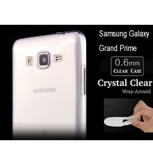 Samsung Galaxy J2 Prime case Soft Gel Clear