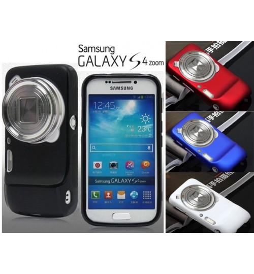 Galaxy S4 Zoom C1010 Slim hard case matte finish
