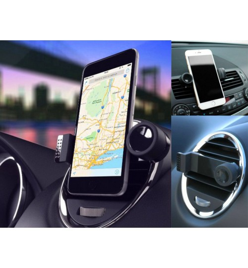 Cell Phone Car Mount Holder Universal Stand Car Air Vent Phone Case Holder