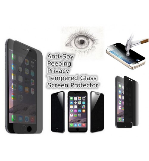 iPhone 5 5s SE Anti Peeping Tempered Glass Screen