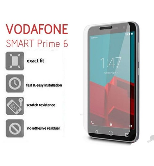 Vodafone Smart Prime 6 Clear Screen Protector