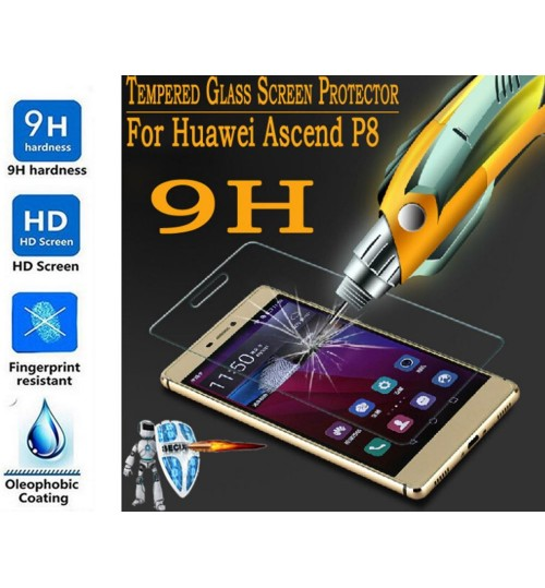 Huawei P8 LITE Tempered Glass Protector