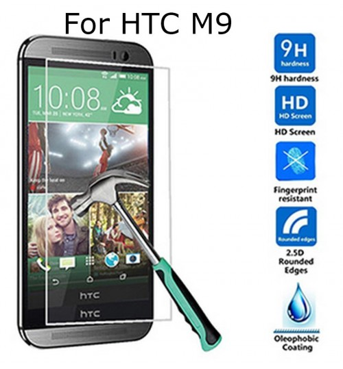 HTC one M9 Ultra Tempered Glass Protector Film