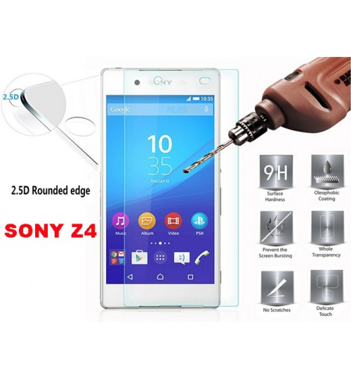 Sony Xperia Z4 Tempered Glass Protector Film