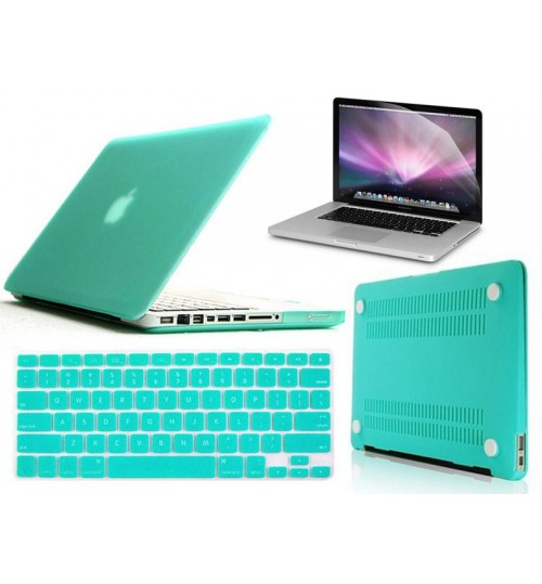 "MacBook Pro 13"" case 3IN1+FREE GIFTS"