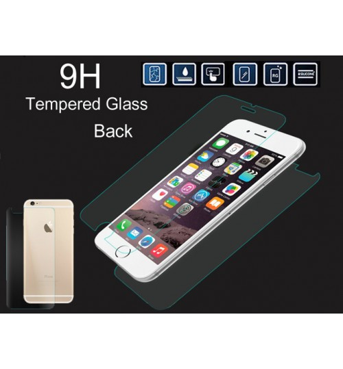 iPhone 6 6S CURVED Tempered Glass Protector (BACK)