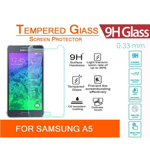 Galaxy A5 tempered Glass Protector Film Samsung