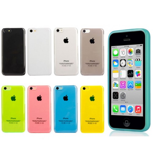 iPhone 5c Case Ultra Thin Frosted Matte Hard Case