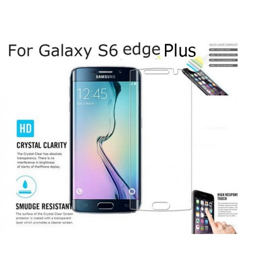 Samsung Galaxy S6 edge Plus Ultra Clear screen protector