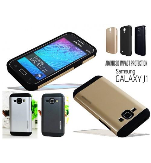 Samsung Galaxy J1 Slim Anti-shock hard case+Pen