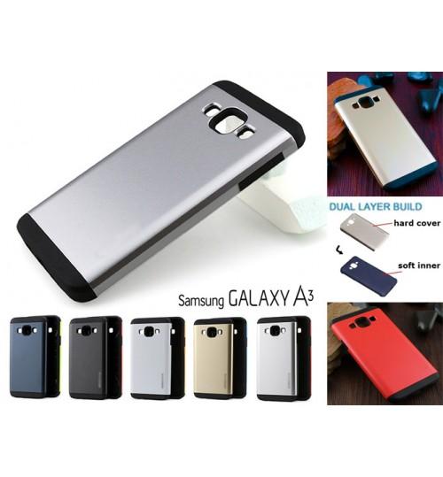 Samsung Galaxy A3 Slim Anti-shock hard case+Pen