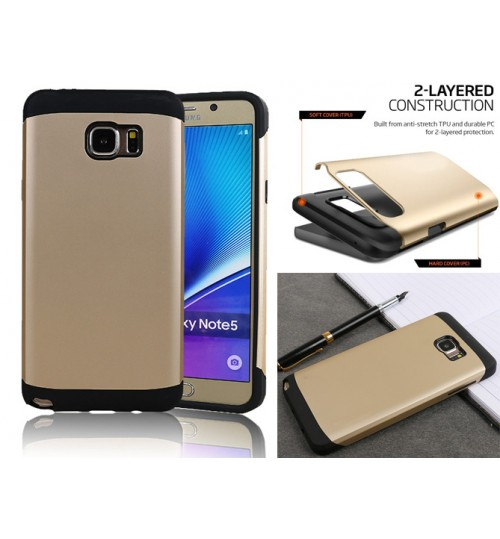 Samsung Galaxy Note 5 impact proof Hv duty case