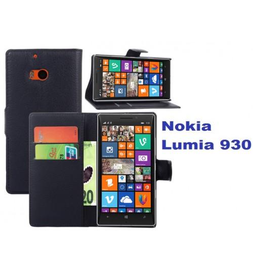 Microsoft Lumia 930 Wallet Leather Case Nokia