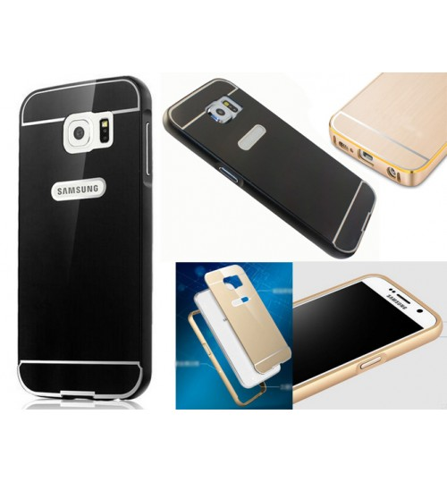 Galaxy S6 Metal bumper w back case+Combo