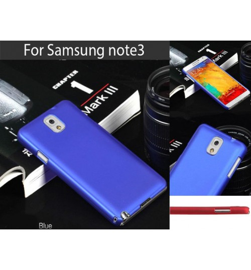 Samsung Galaxy Note 3 Slim hard case+SP+Pen