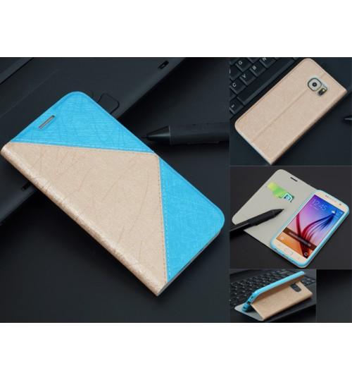Galaxy Note 5 case luxury slim flip wallet case