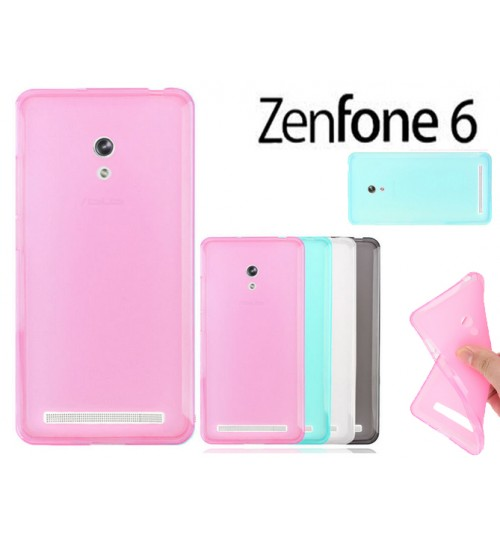 Zenfone 6 case TPU Soft Gel Case+Pen