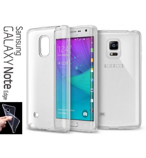 Galaxy Note Edge case clear gel Ultra Thin+Pen