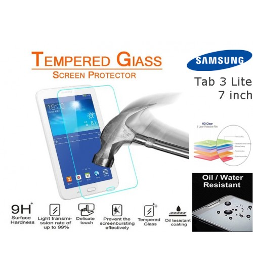 Galaxy Tab 3 Lite 7 inch Tempered Glass Protector