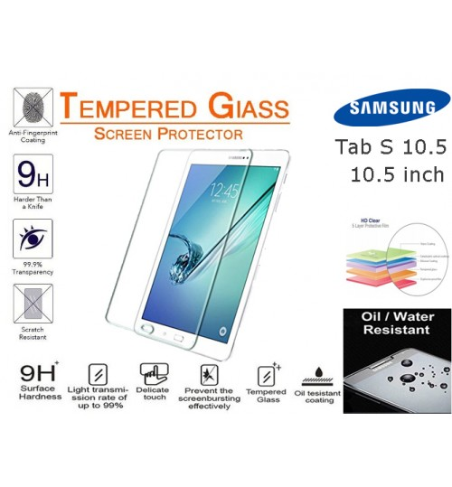 Galaxy Tab S2 8.0 Tempered Glass Screen Protector