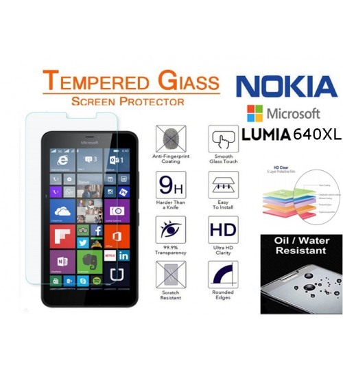 Microsoft 640XL tempered Glass Protector Film