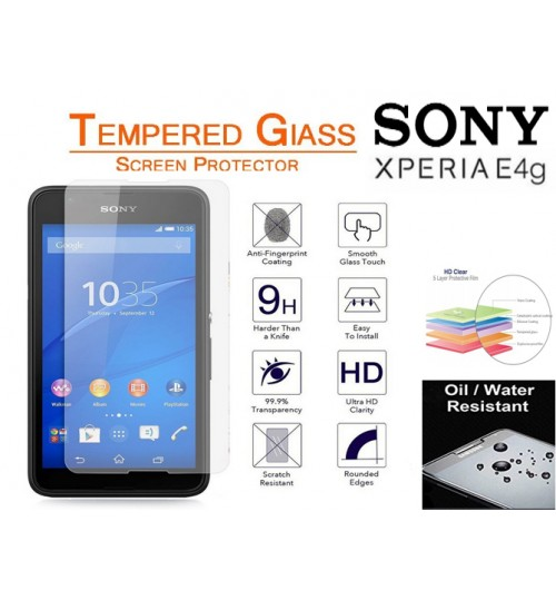 Sony Xepria E4G tempered Glass Protector Film